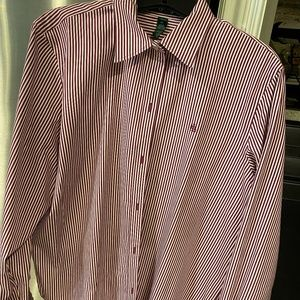 Ralph Lauren shirt women's size XL